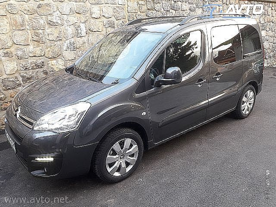 Citroen Berlingo BlueHDi 100 Shine