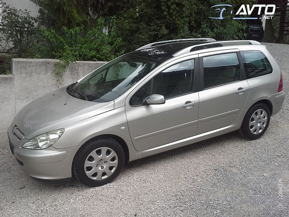 Peugeot 307 SW pack 1.6 HDi